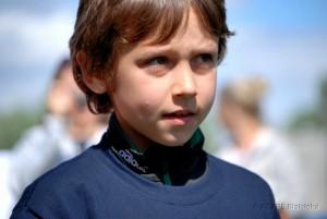 Nikodem Sławiński (Francja) - najlepszy bramkarz